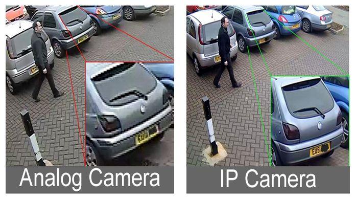 ce este camera IP ? megapixel ? avantaje, dezavantaje